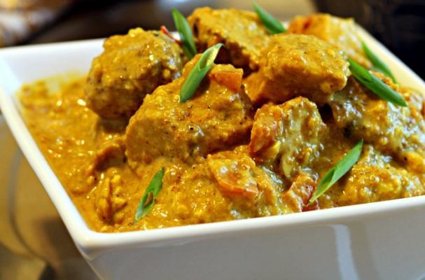 Foodista | Low Fat, Diet-Approved Indian Chicken Korma