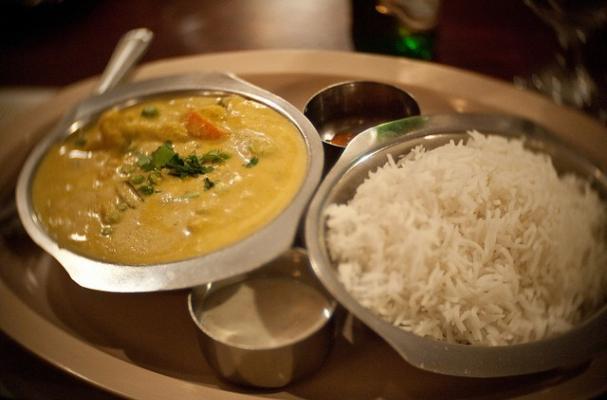 Meatless Monday: Vegetable Korma