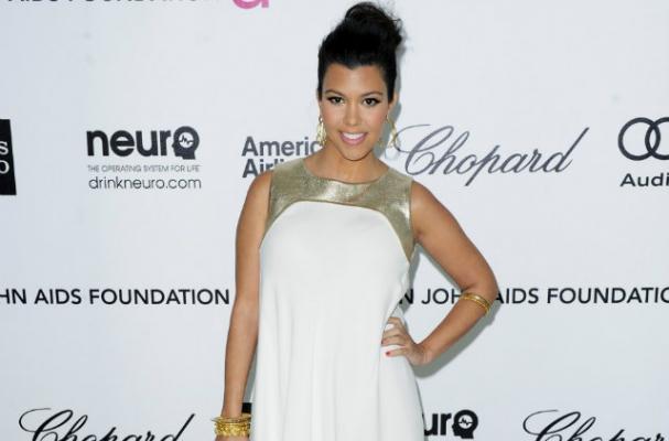 Kourtney Kardashian Craves Junk Food During Pregnancy