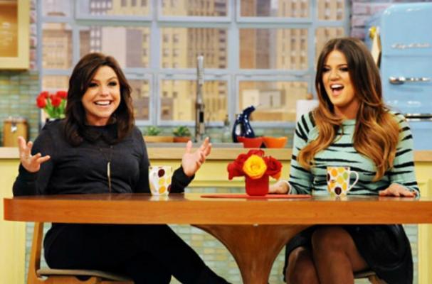 Khloe Kardashian Dishes on Kourtney's Pregnancy Cravings