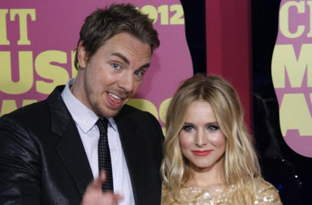 Kristen Bell and Dax Shepard are PETA's Sexiest Vegetarian Celebrities