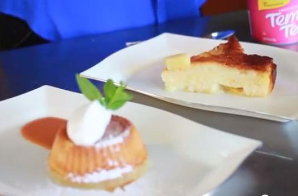 Perfect Passover Dessert: Pineapple Kugel