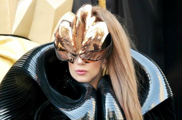 Lady Gaga Talks Weight Gain
