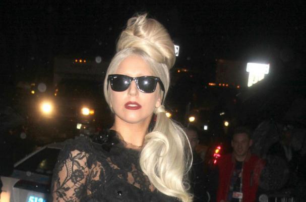 Lady Gaga Cuts Down on Alcohol