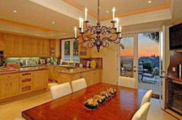 Celebrity Kitchens: Lady Gaga