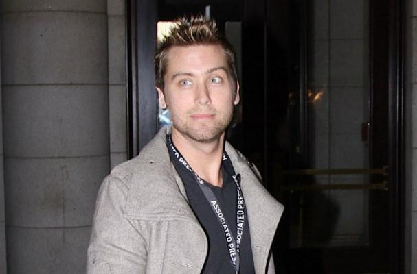 "Lance Bass is ""Getting Close' to Being a Vegan"