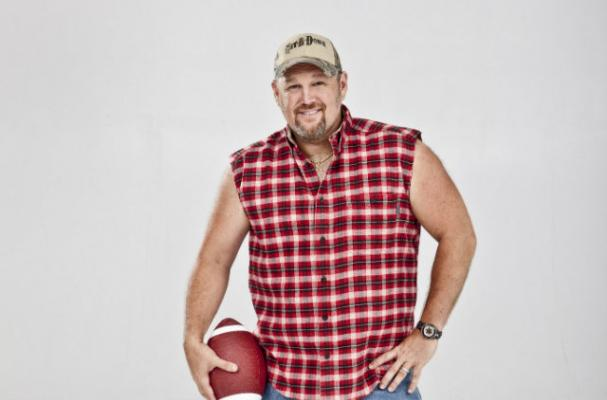 Foodista   How Larry The Cable Guy Lost 50 Pounds