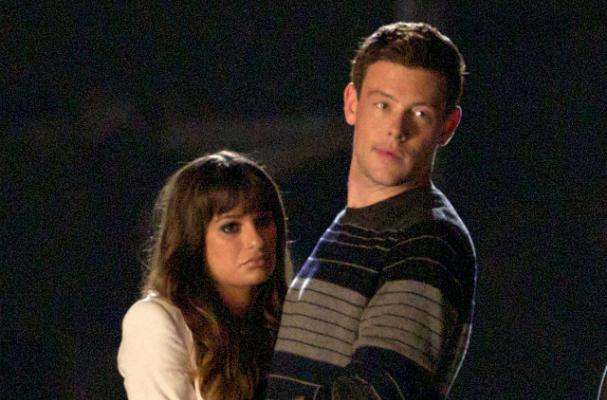 Lea Michele Accidentally Serves Cory Monteith Raw Eggs