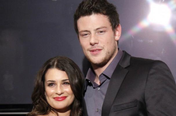 Lea Michele Wants Cory Monteith to Go Vegan