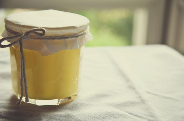 DIY Homemade Lemon Curd
