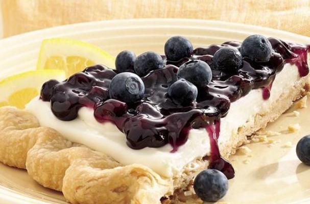 Pillsbury Berry Lemon Cake