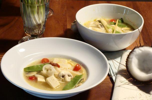 lemongrass soup