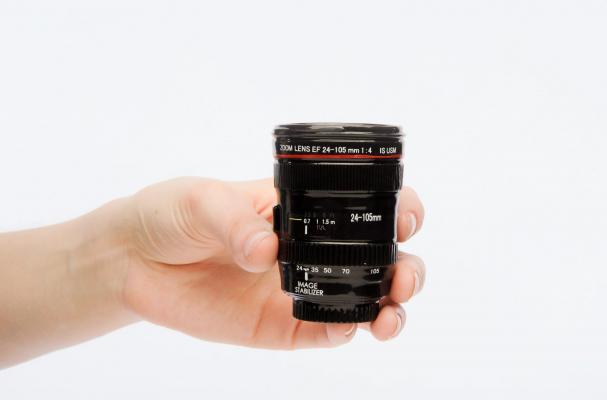 canon lens shot glasses