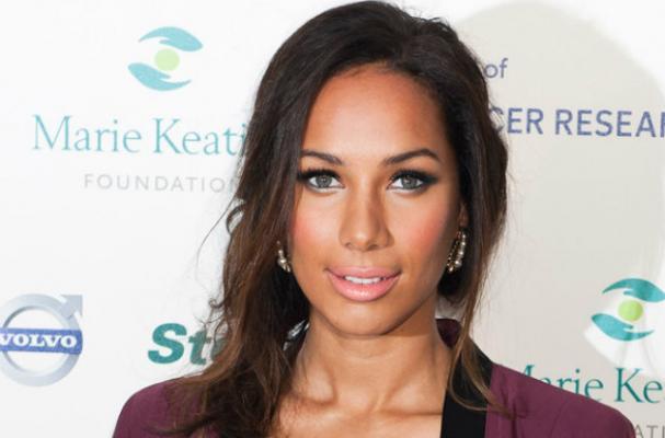 Leona Lewis Goes Vegan