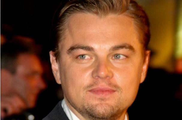 Leonardo DiCaprio celebrates California's Shark Fin Soup