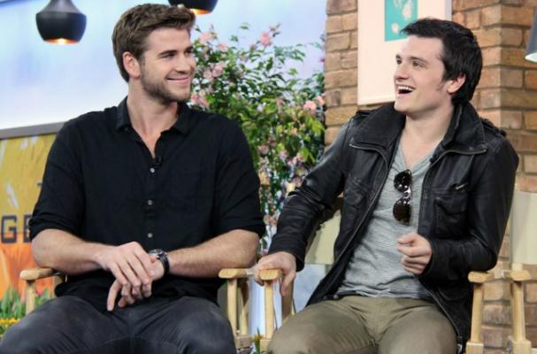 Liam Hemsworth Introduced to White Castle by 'The Hunger Games' Co-Star