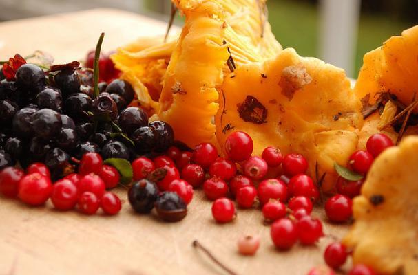 Gluten Free Berry Pound Cake