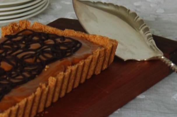 Chocolate-Caramel Tart