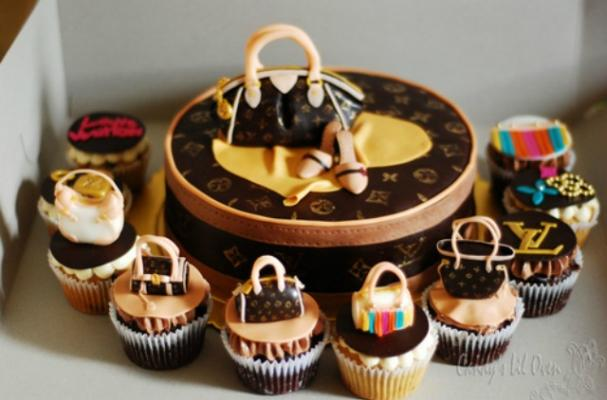 Louis Vuitton Cake is a Fashionable Treat