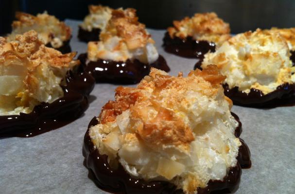 Wheatless Wednesdays: Gluten-Free Macaroons