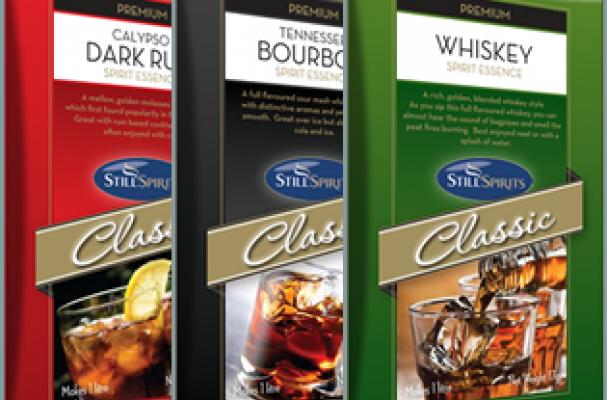 Still Spirits Elixirs