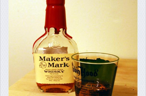 makers mark red wax seal trademark
