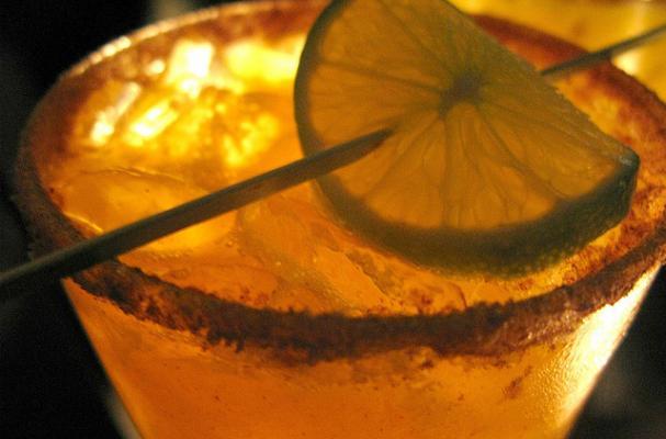 Foodista | Margarita Madness Persimmon Edition