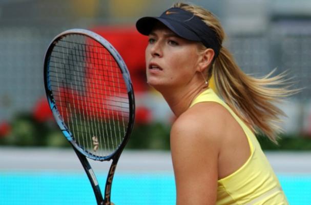 Maria Sharapova Shares her Love for Tea