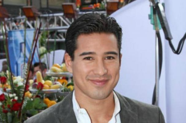Mario Lopez Shares Diet Confessions with Ok! Magazine