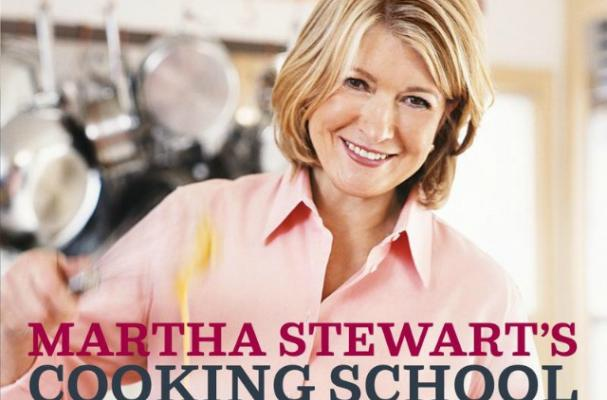 Martha Stewart to Launch Cooking School Show on PBS