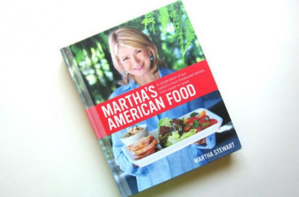 Martha Stewart's New Cookbook Features American Classics