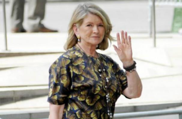 Martha Stewart Talks Fast Food