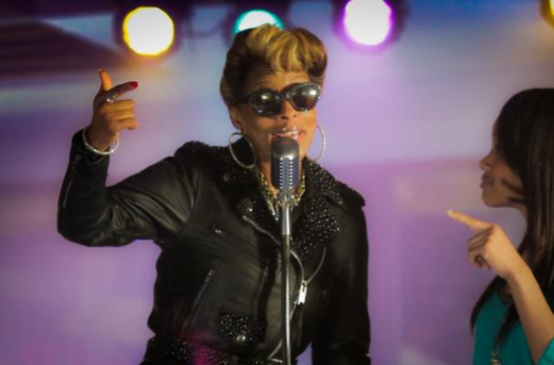 Mary J. Blige Talks Burger King Commercial Backlash