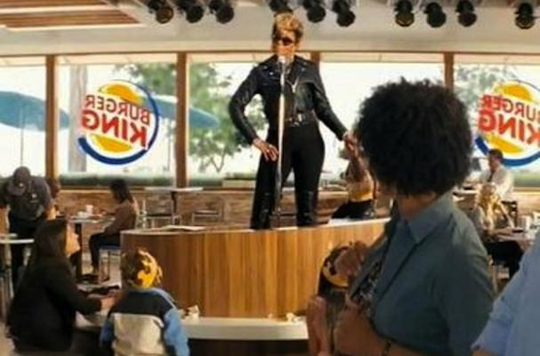 Burger King Pulls Mary J. Blige Commercial
