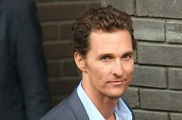 Matthew McConaughey is on a Cleanse to Lose Weight for New Movie