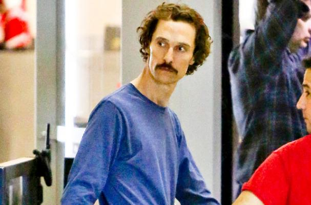Matthew McConaughey Talks Extreme Diet for New Movie