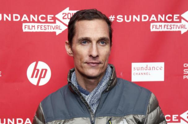 Matthew McConaughey Cautiously Trying to Gain Weight