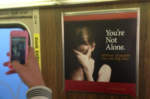 McDonald's Pulls Offesive Boston Ad