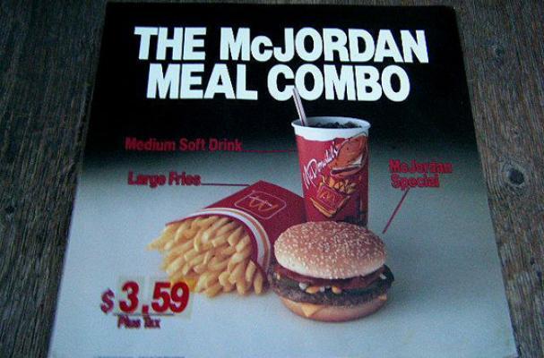 McJordan Meal