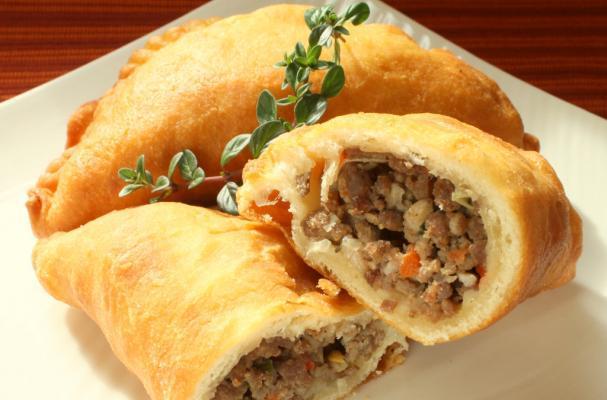Foodista | Irish Comfort: Handheld Meat Pies