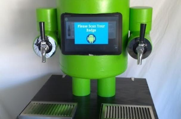 Android Kegerator