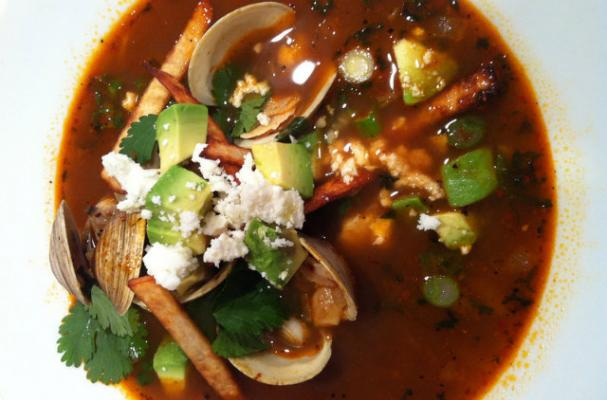Around the World: Warm Up With Mexican Clam Chowder