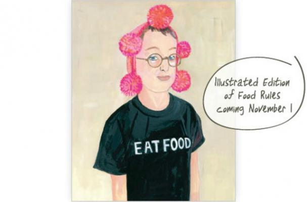 Michael Pollan Republishes 'Food Rules'