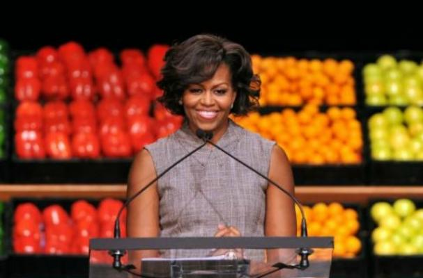 Michelle Obama is tackling obesity in America.