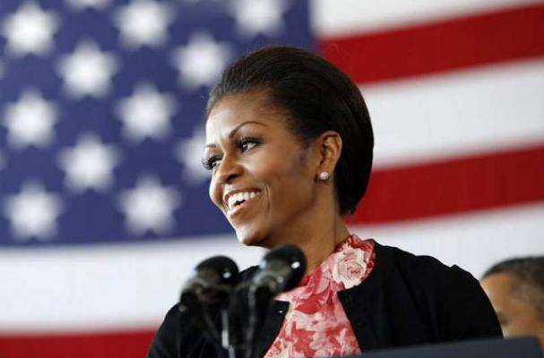 Michelle Obama Talks Food and Family on BET