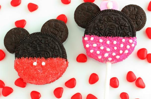 Mickey Mouse Chocolate Cake