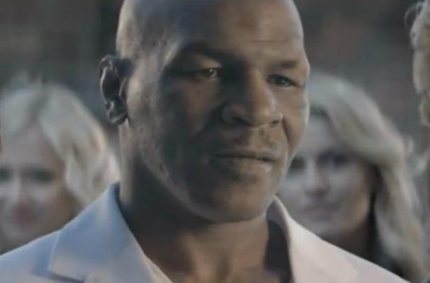 Mike Tyson Stars in Polish Energy Drink Commercial