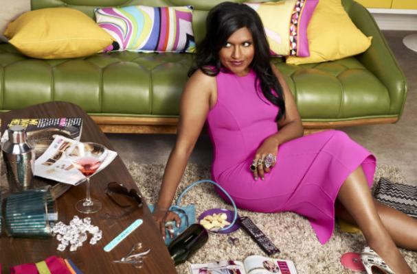 Mindy Kaling Keeps TV Comedy Writers Healthy