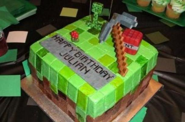 minecraft cake recipe. Fine Cake Minecraft Cake Throughout Cake Recipe F