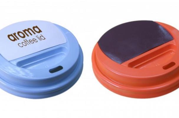 aroma coffee lid